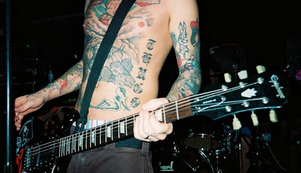 Tony Lovato's tattoos by scu22