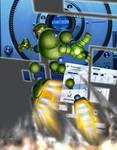 Robotic Technotronic