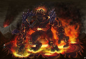 Rift - Volcanic Colossus by sKeTcH-cRaZy