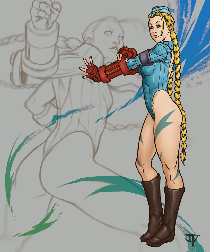 Cammy by sKeTcH-cRaZy