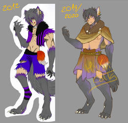   Redesign   Will Silverwind(old and new)