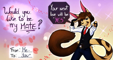 My Valentine's Day Card