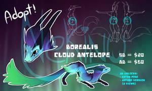 [ADOPT] Borealis Cloud Antelope! [CLOSED]