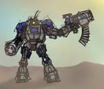 Centurion Mech Concept