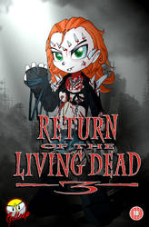 Return of the living dead 3 by thegillespman
