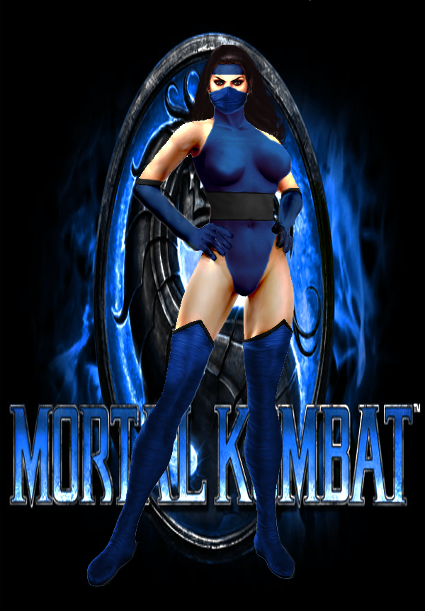 mortal kombat 9 jade and kitana. mortal kombat 9 jade render.