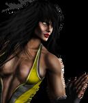 Jade VS Render Edit: Tanya