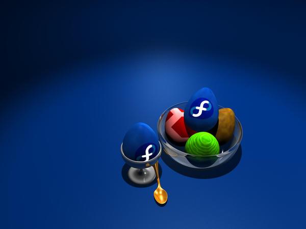 Fedora egg