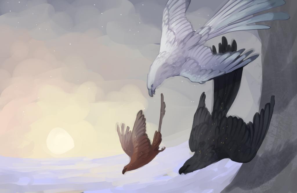 Dews by PimsriARPG