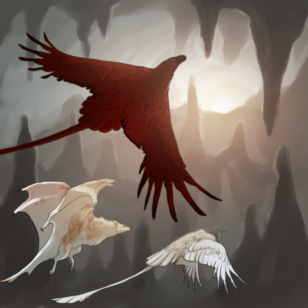 Gleam of Dawn by PimsriARPG