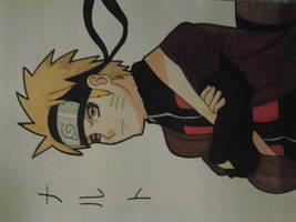 Naruto Sagemode