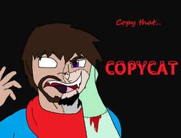 CopyCat (VENT ART) by HerobrineSings