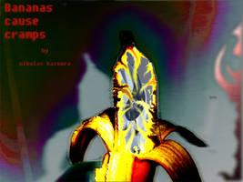 Banana Cramps by nkazoura