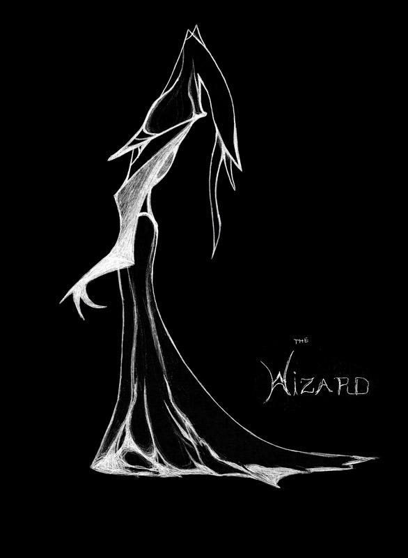 The Wizard by nkazoura