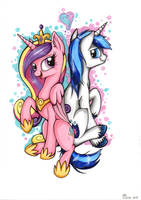 Love and Friendship by yellowrobin