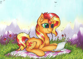 Hope to see you soon by yellowrobin