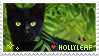 Hollyleaf Stamp by yellowrobin