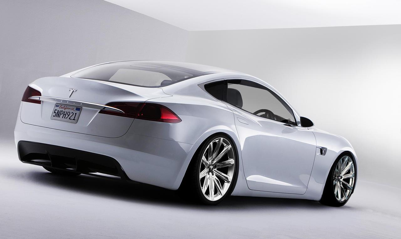 Tesla Model 3: P100D is a test bed for Tesla's 3rd-gen ...