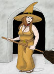 Agni the Messenger Witch II