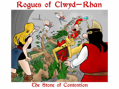 Stone of Contention cover