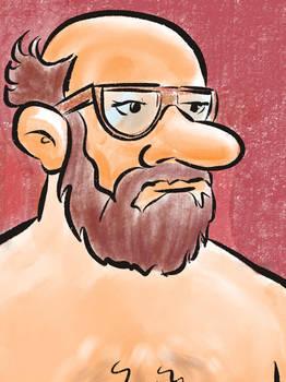 Greyfriars Ernst Portrait
