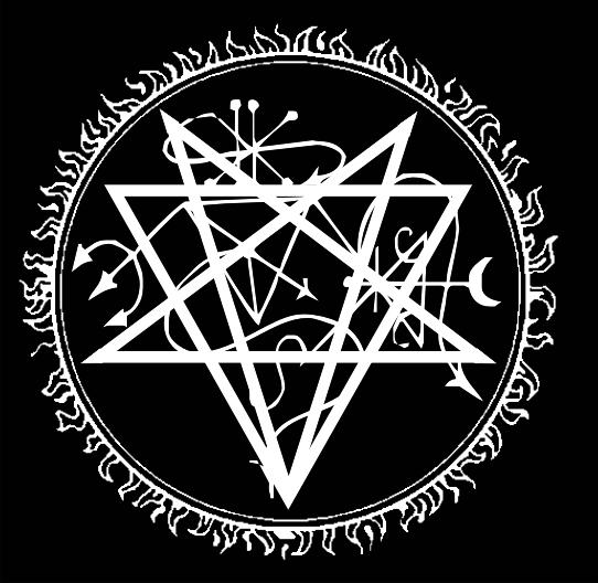 Sigil Of Lucifer Hd Wallpaper: Leviathan Sigil By OmadanIX On DeviantArt