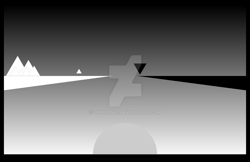 Black Symmetry - departure by OmadanIX
