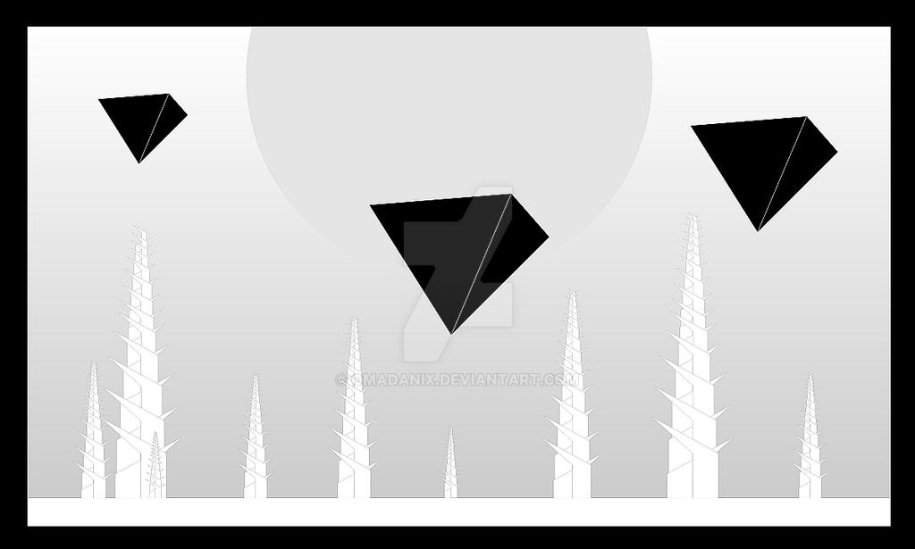 Black Symmetry - outsiders by OmadanIX