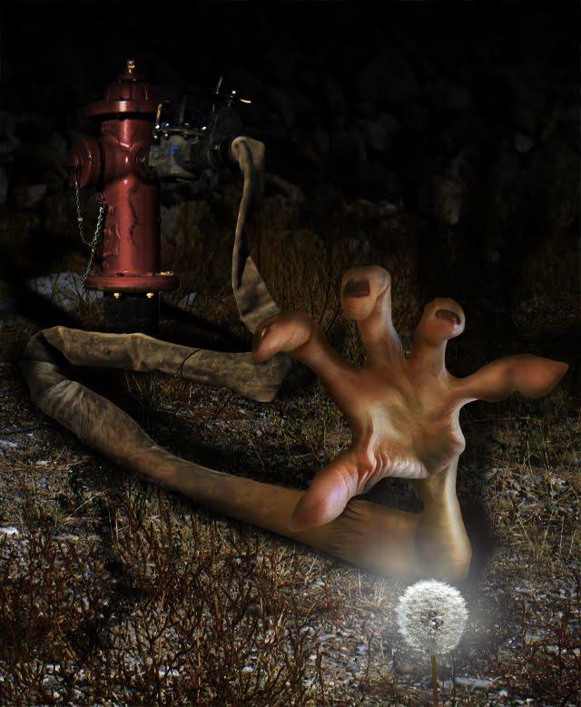 Fire Hydrant's Dream by owakulukem