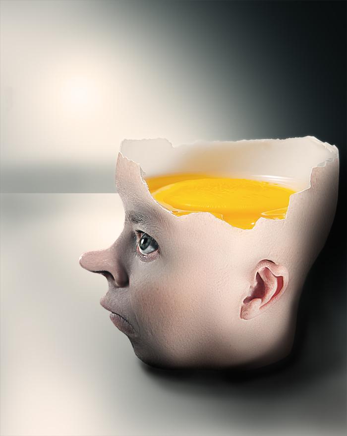 Egghead by owakulukem
