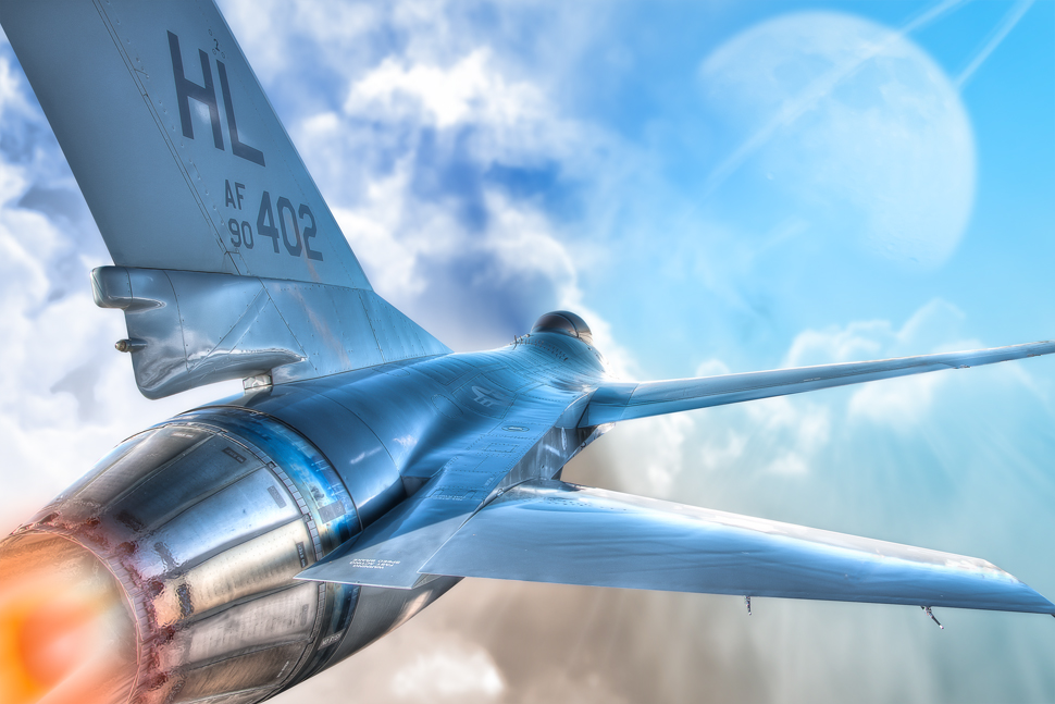 F-16 by owakulukem