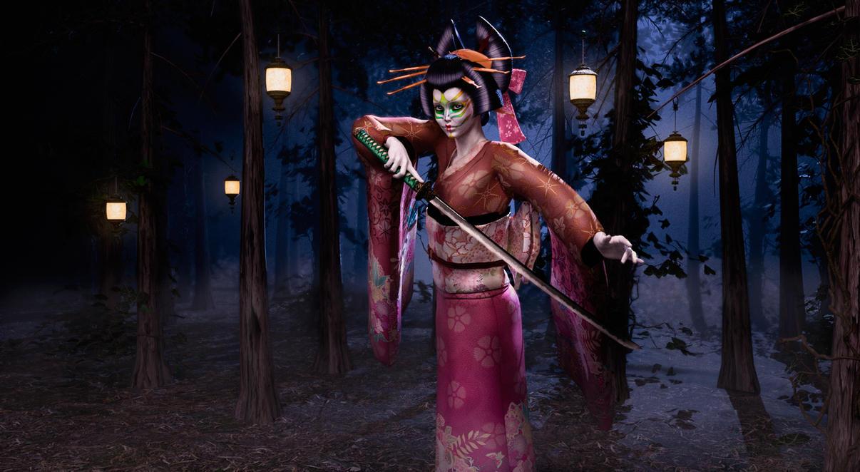 Kabuki by owakulukem