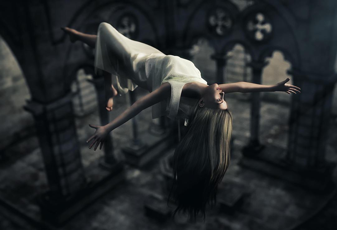 Levitation by owakulukem