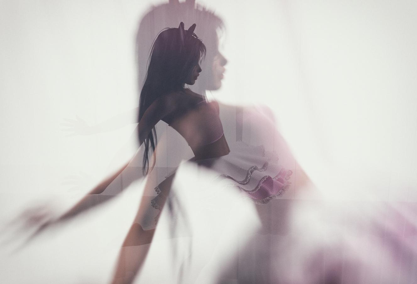 Silhouette Dancer by owakulukem