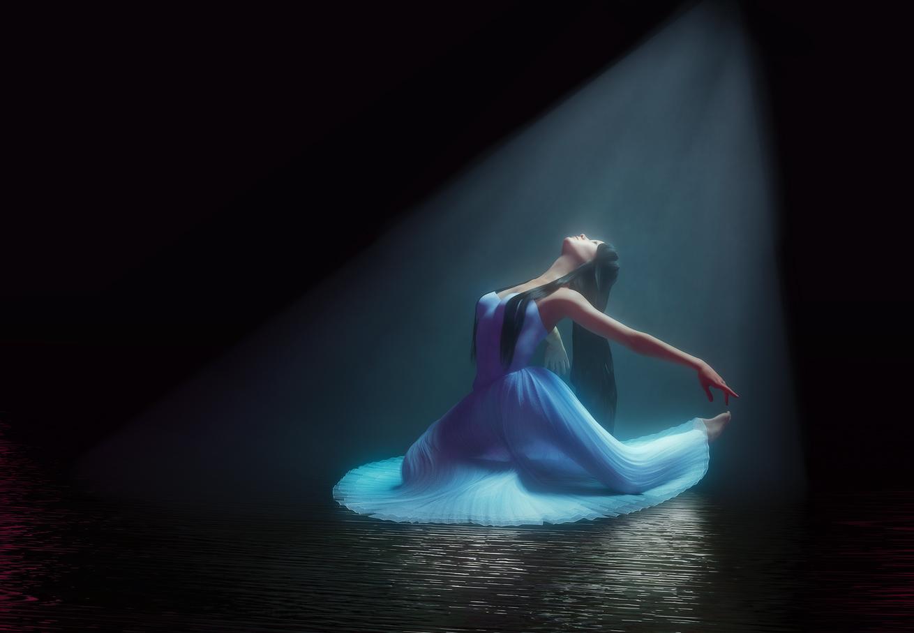 Ballet by owakulukem