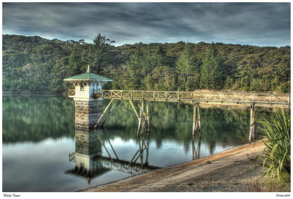 Water Tower by CrazeeAce
