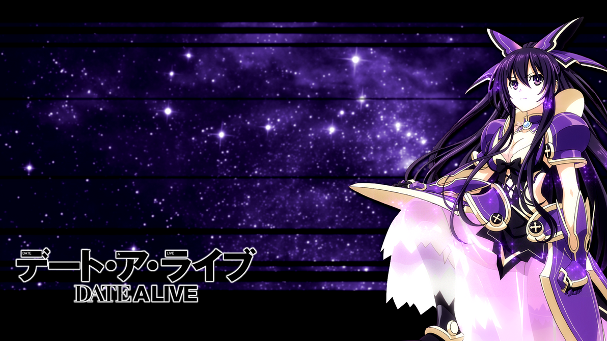 Tohka Yatogami Wallpaper By Darth0lord On
