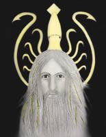 Aeron Greyjoy, the Damphair by VKCole