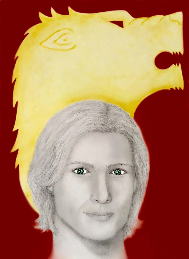 Jaime Lannister by VKCole