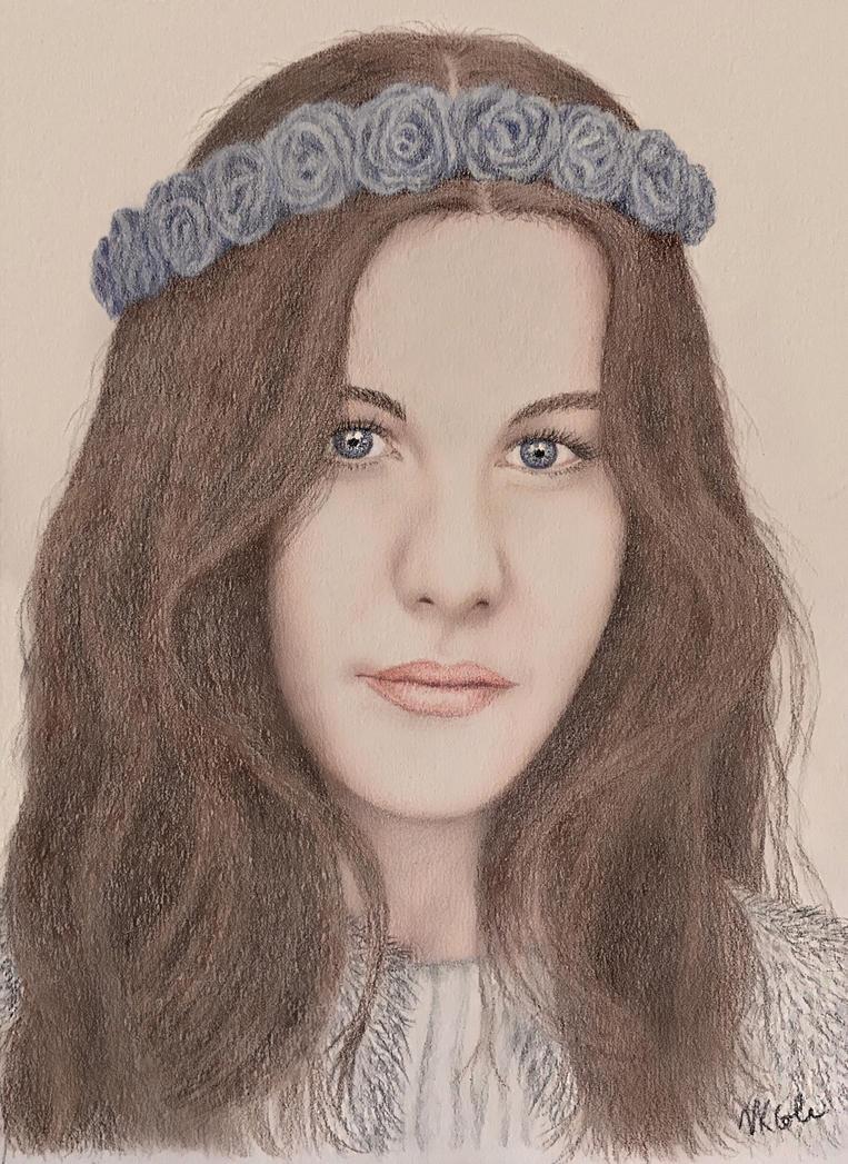 Lyanna Stark by VKCole