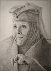 Olenna Tyrell by VKCole