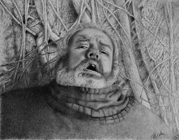 Hodors Sacrifice  by VKCole