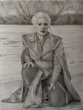 Daenerys Landing on Dragonstone