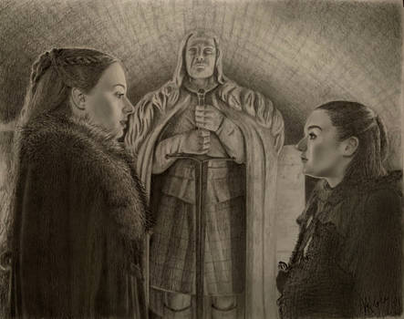 The She Wolves of Winterfell