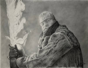 Beric Dondarrion Beyond the Wall