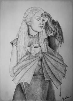 Daenerys Targaryen, Mother of Dragons