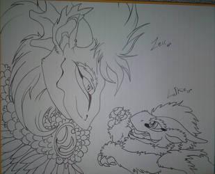 prince of the clan by NekoXarien