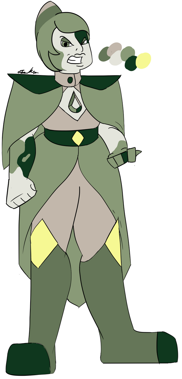 Mossy Redesign by Ikilou