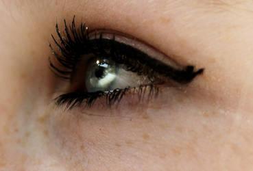 Behind those blue eyes... by Based-on-love