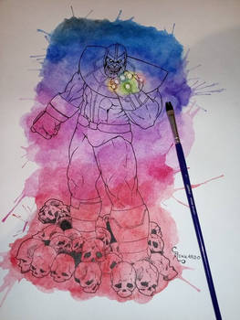 Thanos!!!!!!!!!